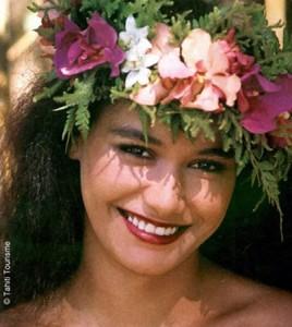 Hawai bloemenkrans