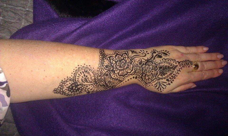 Waar Henna Tattoo Kopen: KTNK