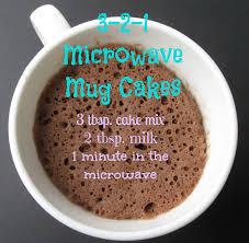 microwave recepie